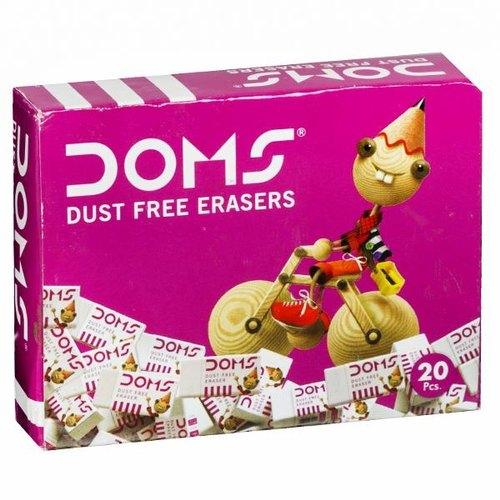 Doms Eraser Box