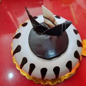 1 pound Vanilla cake