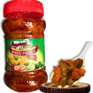 Mixed Pickle (मिश्रित अचार)