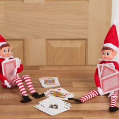 Christmas Elf Chair Covers Sewing Patterns For Cushions Behaving Badly  Shopmonk