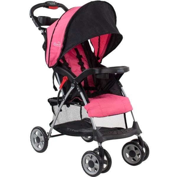 Kolcraft Cloud Lightweight Stroller Pink Single Baby & Toys Exchange