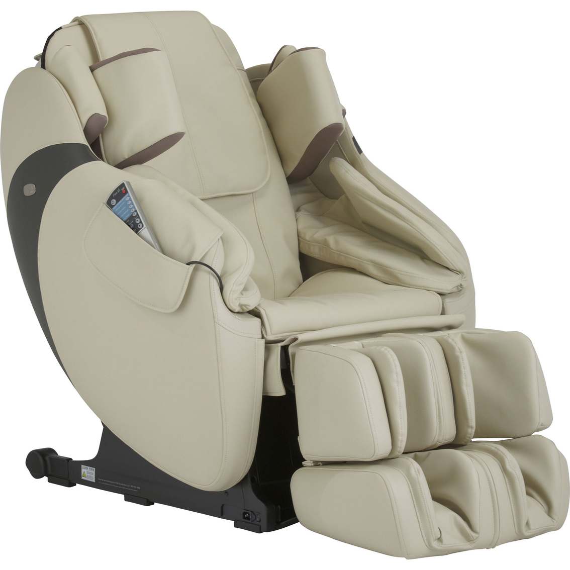 Inada Chair Inada Flex 3s Massage Chair Cream Chairs And Recliners