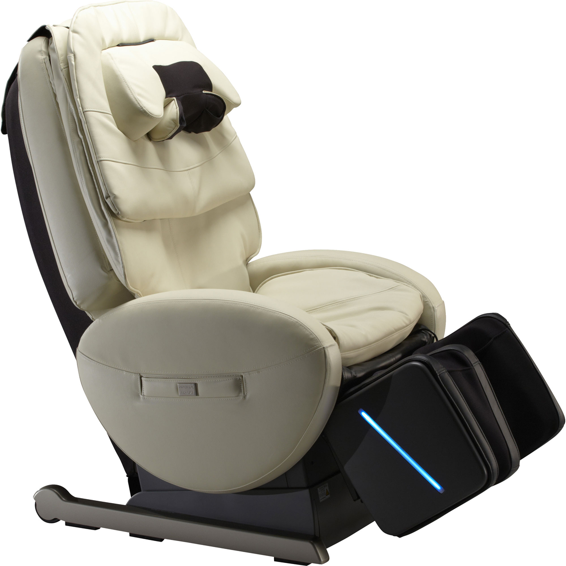 Inada Chair Inada Yu Me Rocking Massage Chair Cream Chairs