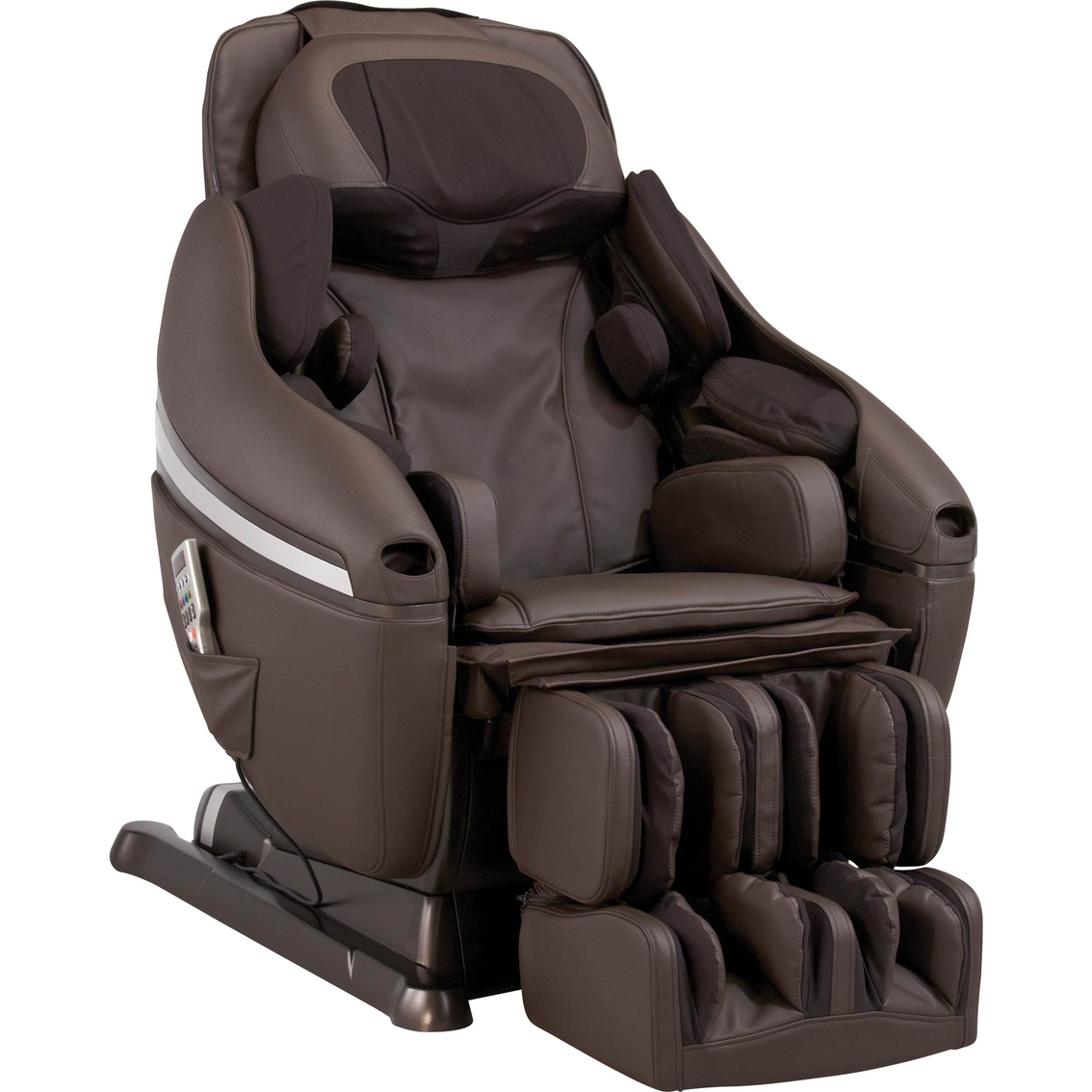 Inada Chair Inada Dreamwave Massage Chair Dark Brown Chairs