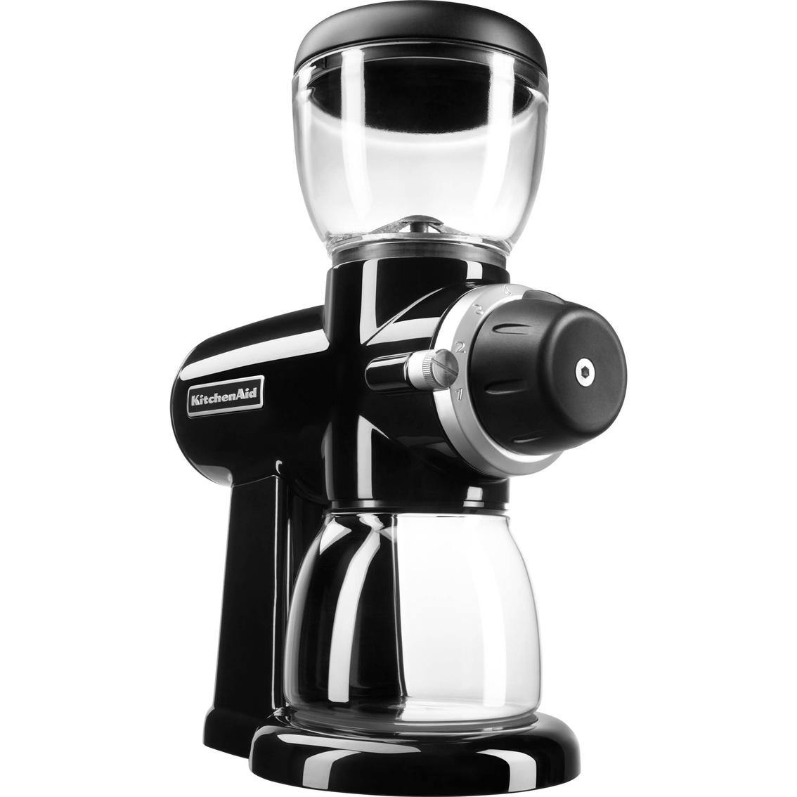 Kitchenaid Kcg0702ob Burr Grinder  Coffee Grinders Home