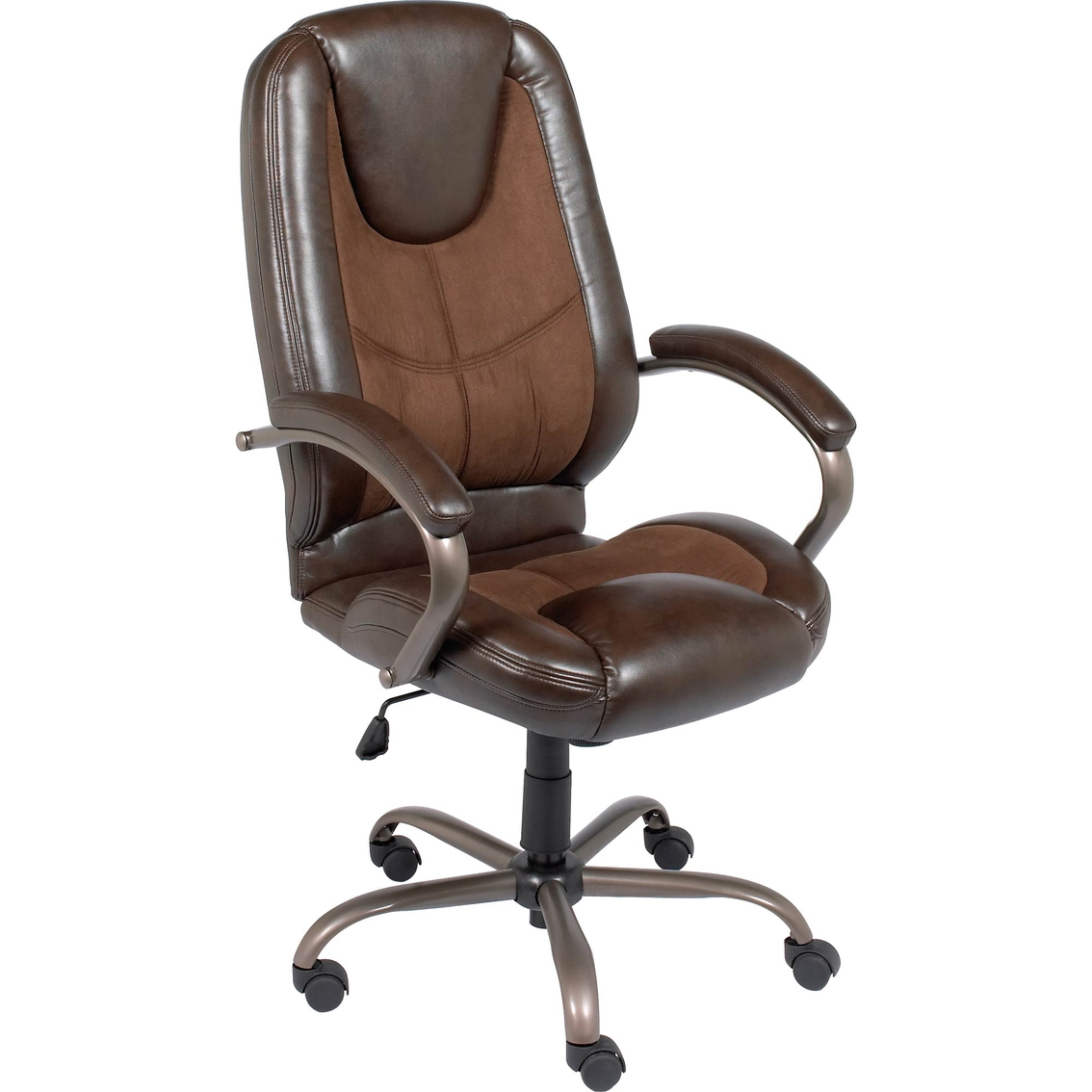 Microfiber Office Chair Z Line Manager Chair With Microfiber Inlay Office Chairs