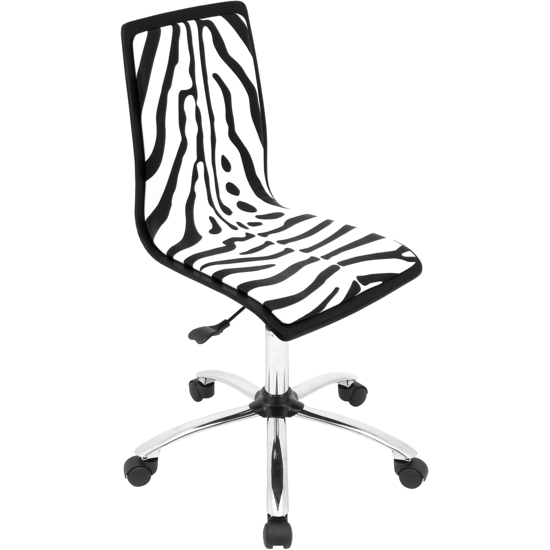 Zebra Desk Chair Lumisource Printed Office Chair Zebra Office Chairs More