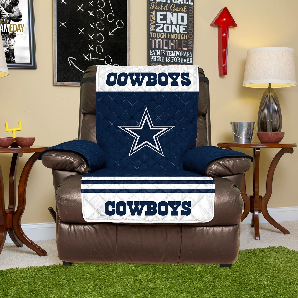 Dallas Cowboy Chair Pegasus Home Fashions Nfl Dallas Cowboys Furniture