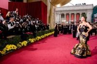 Academy Awards Red Carpet Backdrop