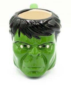 Marvel Avengers Hulk Head coffee mug