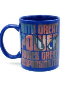 Spiderman heat changing coffee mug
