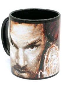 Marvel Doctor Strange coffee mug front view