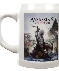 Assassin's Creed oversized coffee mug