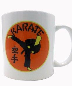 Karate Kid coffee mug from Cobra Kai