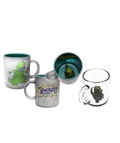 4 Rugrats coffee mugs