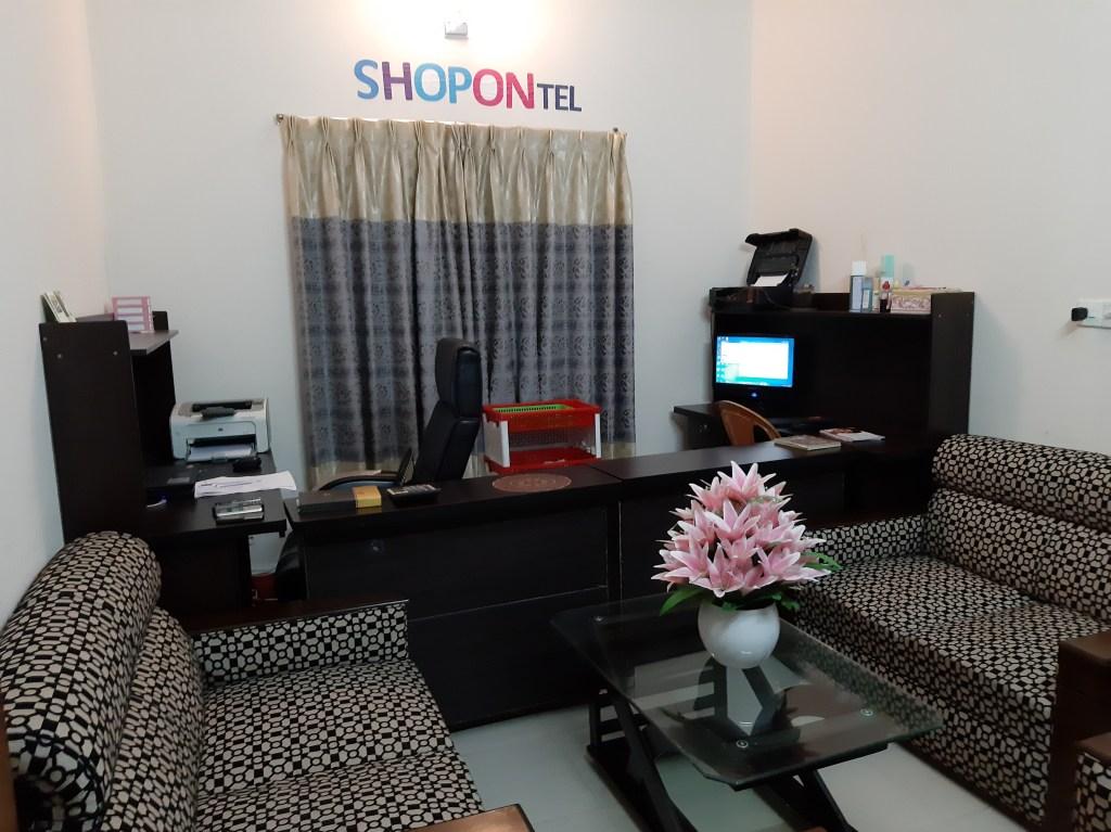 Youare warmly welcome to ShoponTel | ShopnoCorporation View