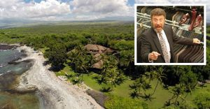 Ousted Men's Wearhouse Founder Is Downsizing in Hawaii -- to Neil Young's $20M Pad