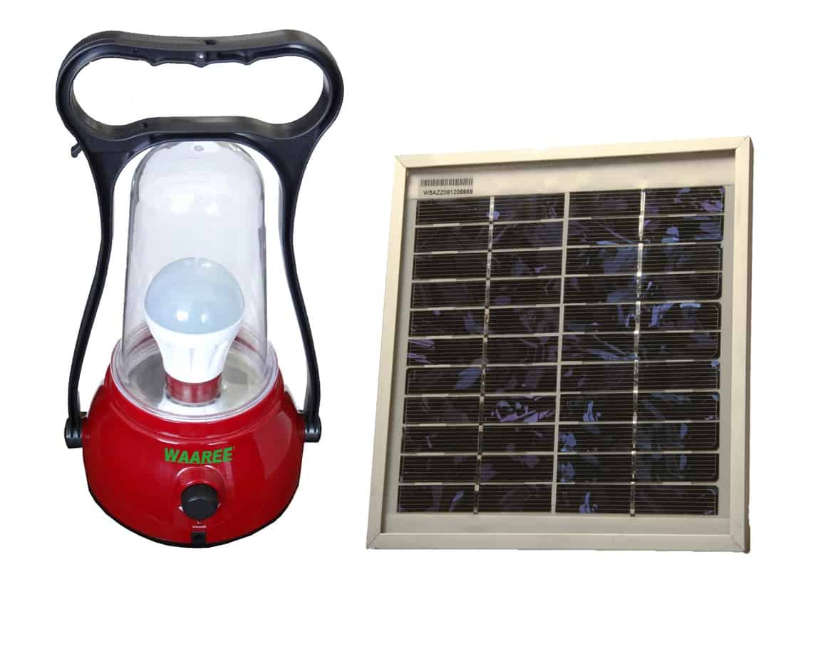 solar led lantern sunglow 3w waaree sunglow. Black Bedroom Furniture Sets. Home Design Ideas