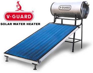 Vguard FPC Solar Water Heater