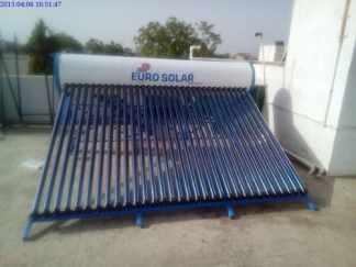euro solar water heater