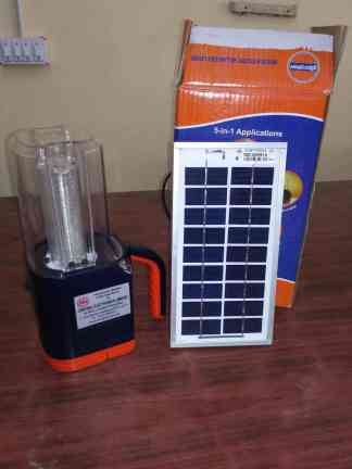 Multi- Utility Solar LED Light from CEL