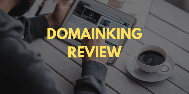 You are currently viewing DomainKing Review 2021