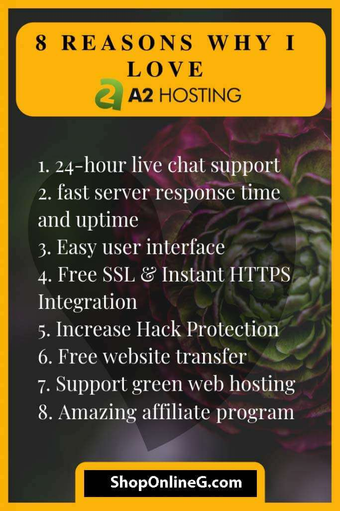 A2 Hosting Review Web Hosting Reviews