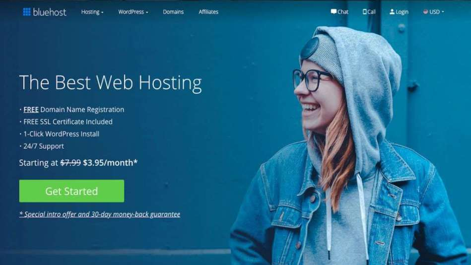 How To Start Blog With Bluehost Hosting Guide How To
