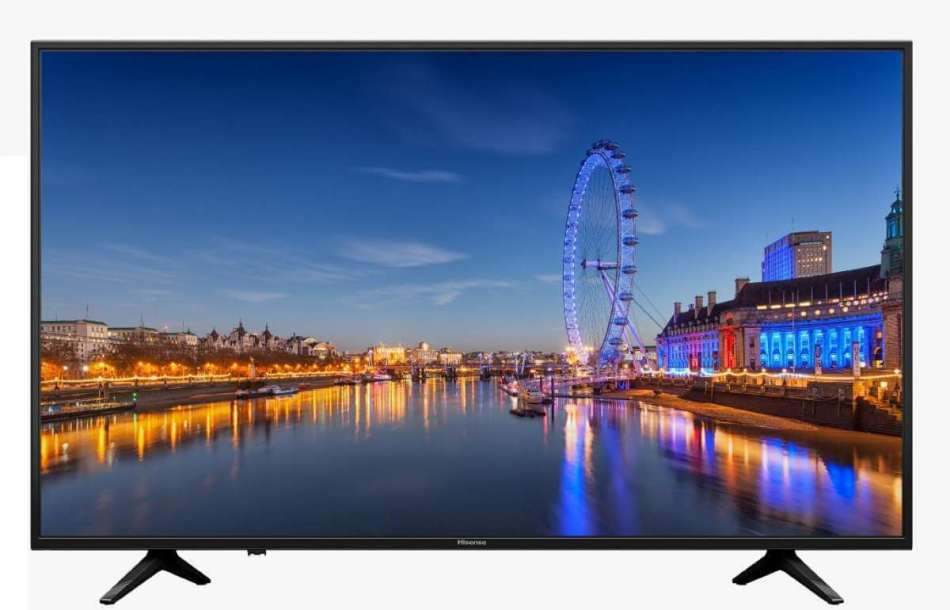 Best Curved TV - Hisense 65A6100