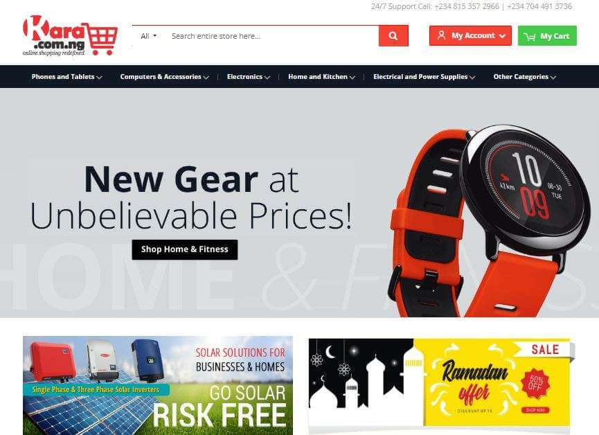 Top 5 Best Online Stores In Nigeria Shopping Guide
