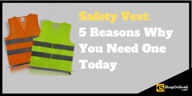 You are currently viewing Reflective Jacket: 5 Reasons Why You Need One Today