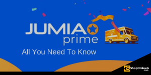 Shop Fast & Enjoy Free Delivery Using Jumia Prime
