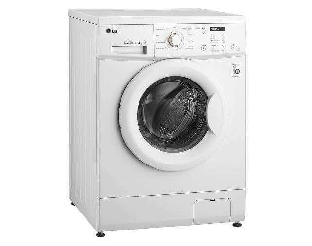 LG Washing Machine 10c3q 7kg