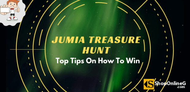 Jumia Treasure Hunt 2019 - Top Tips On How To Win Shopping Guide