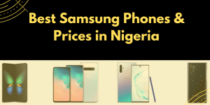 Samsung Phones And Prices in Nigeria
