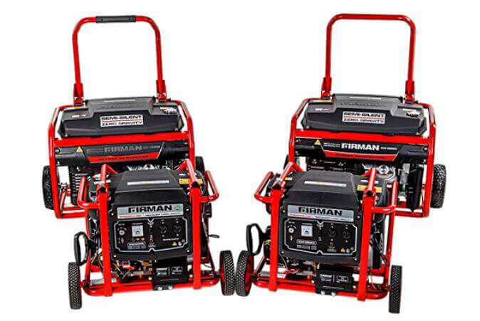 Firman ECO Generator series