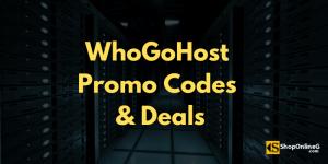WhoGoHost Promo Code