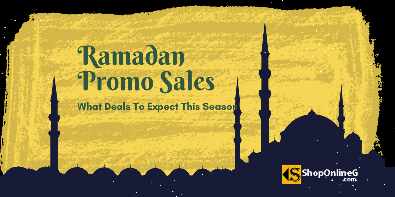 You are currently viewing Jumia Ramadan Promo Sales 2022: What To Expect This Season