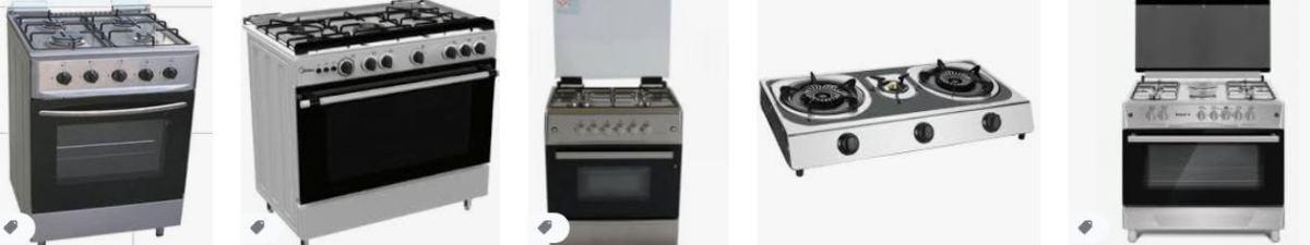 Gas Cooker Kitchen Appliance
