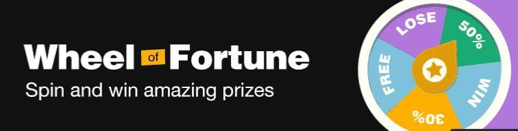 Jumia Wheel of Fortune