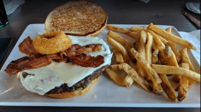 miller burger