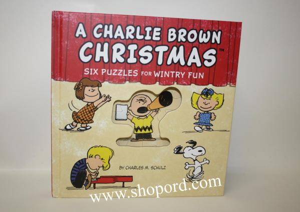 Charlie Brown Christmas Book Hallmark