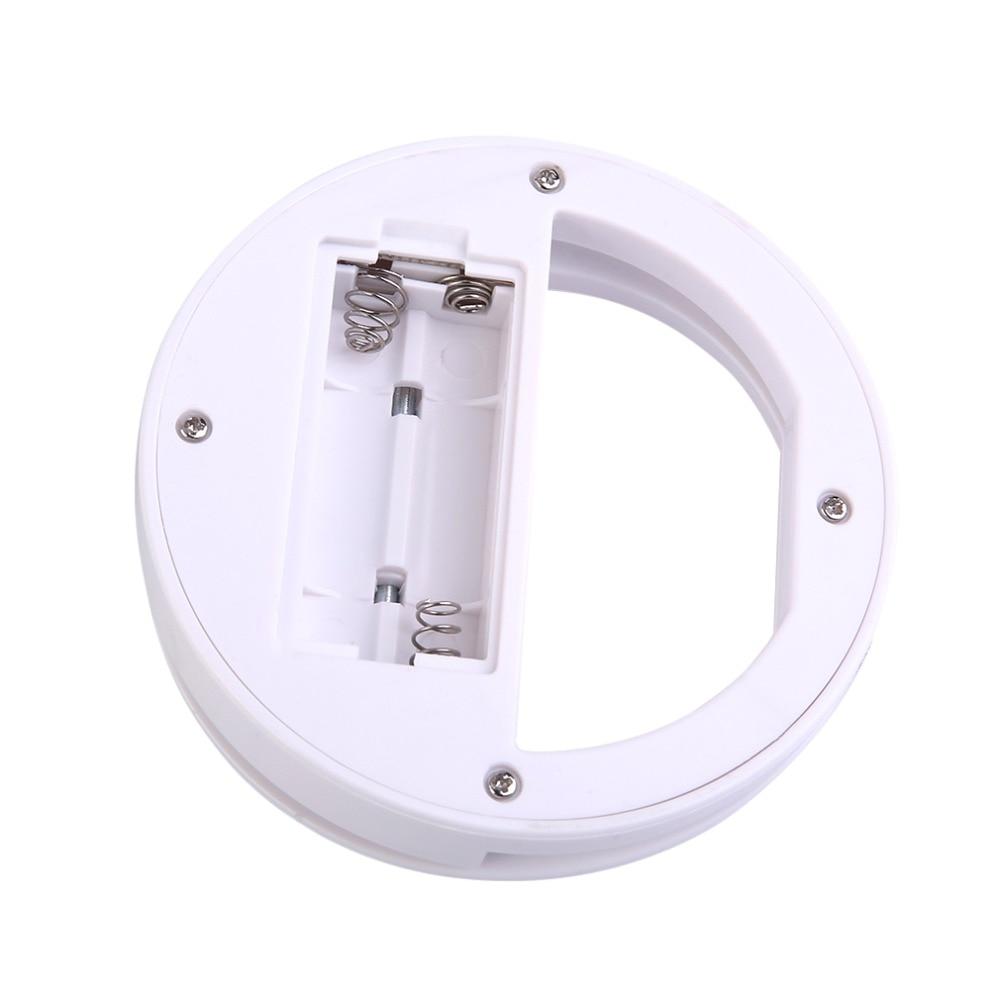Portable Selfie LED Ring for Smartphones