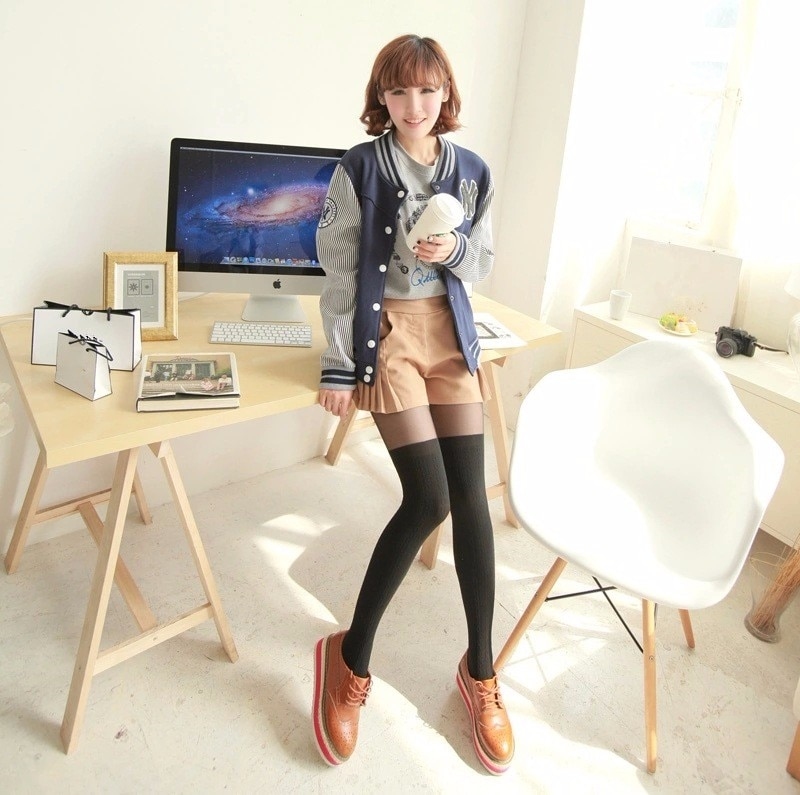 Women's Stockings Style Tights