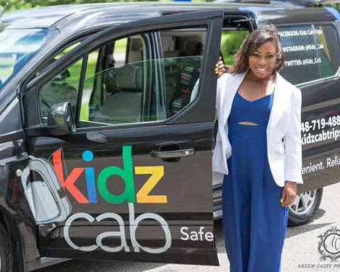 Kidz Cab