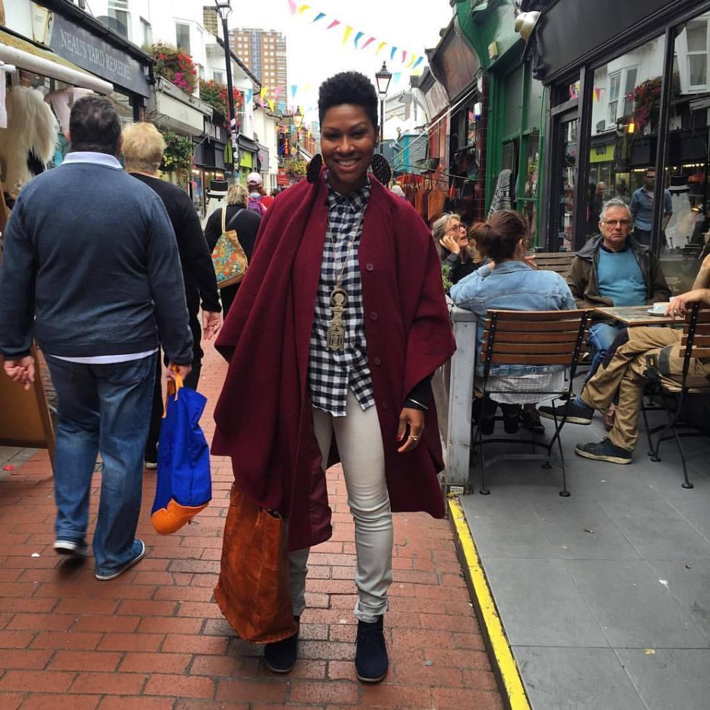 Shantrelle Lewis in Brighton