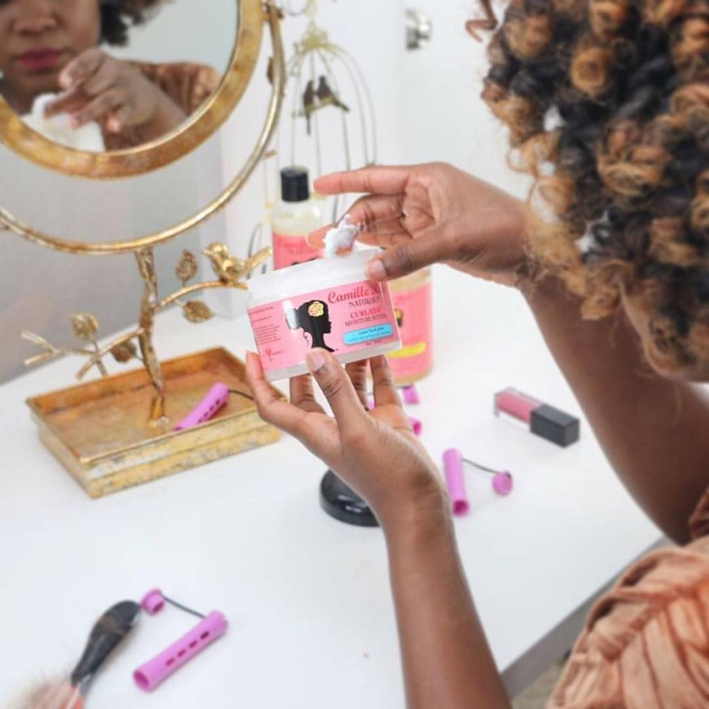 Black Owned Haircare
