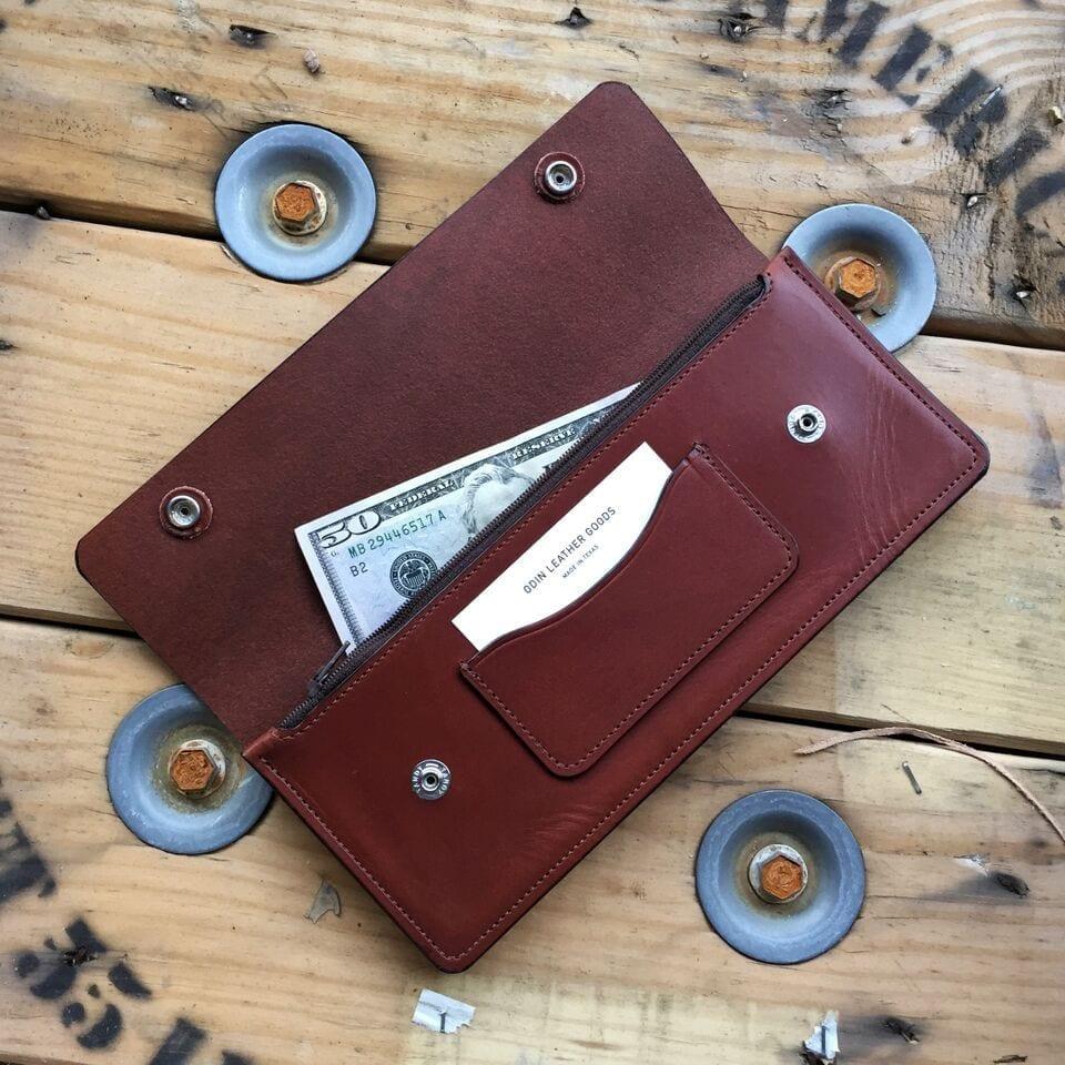 odin leather goods