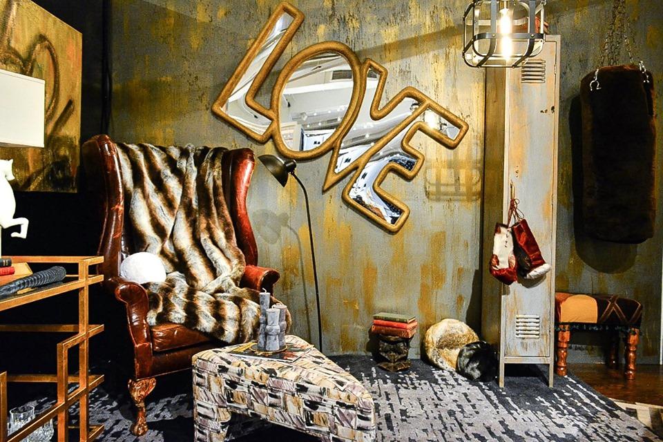Black Interior Designer Spotlight Bailey Li Shoppe Black