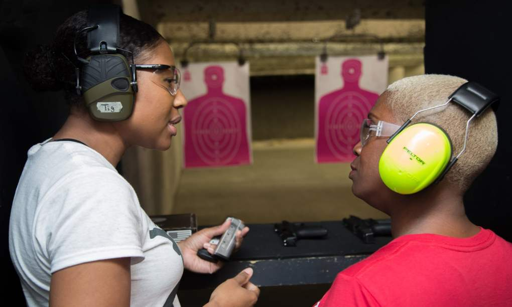Black Owned Gun Stores and Firearms Training Businesses